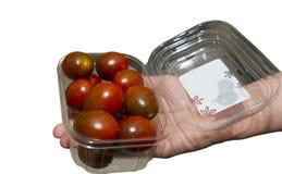 Tomate de Kumato Image stock