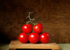 tomate de pyramide Image libre de droits
