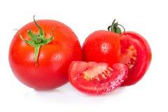 Tomate de rouge de Thoo Photos stock