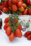 Tomate de Sicília (Itália) Fotografia de Stock Royalty Free