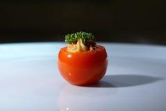 Tomate do bebê Foto de Stock