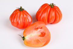 Tomate do bife Imagem de Stock Royalty Free