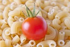 Tomate et pâtes Image libre de droits