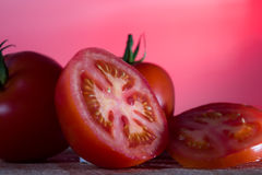 Tomate fresco Fotografia de Stock Royalty Free
