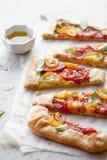 Tomate galette Lizenzfreies Stockfoto
