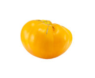 Tomate jaune Image stock