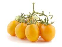 Tomate jaune photo libre de droits