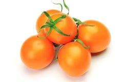 Tomate orange Photo stock