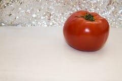 Tomate pour la salade Photographie stock libre de droits