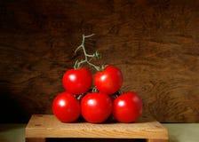 Tomate-Pyramide Lizenzfreies Stockbild