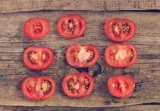 Tomate rojo Fotografía de archivo