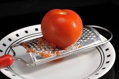 Tomate rouge Photos libres de droits