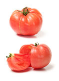 Tomate rouge Photos stock