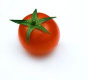 Tomate rouge de cerise Image stock