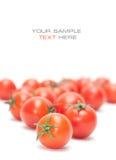 Tomatekirsche Stockfotos