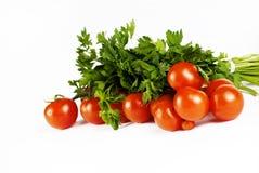 Tomaten Lizenzfreie Stockfotos