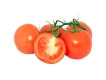 Tomaten 4 Royalty-vrije Stock Afbeelding
