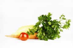 Tomaten und Pfeffer Lizenzfreie Stockfotografie