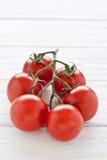 Tomatenbundel Royalty-vrije Stock Afbeelding