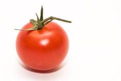 Tomatenkers op een witte achtergrond Stock Afbeeldingen