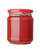 Tomatenkonzentrat Lizenzfreie Stockfotos