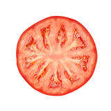 Tomatenplak Stock Afbeelding