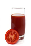 Tomatensaft Lizenzfreie Stockfotos