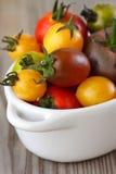 Tomater. Fotografering för Bildbyråer
