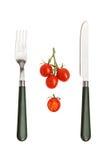 tomater för Cherryred Royaltyfri Bild