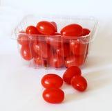 Tomates #2 de la uva Fotografía de archivo