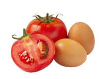 Tomates Fotografia de Stock