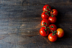 Tomates Photo libre de droits