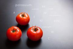 Tomates Imagem de Stock Royalty Free