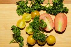Tomates Immagine Stock Libera da Diritti