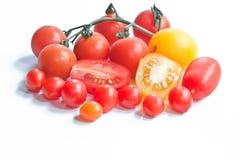 Tomates & Tomberries imagens de stock royalty free