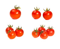 Tomates cerise Stock Photos