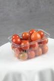 Tomates-cerises Photos libres de droits
