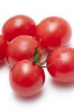 Tomates-cerises Photo libre de droits