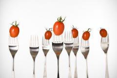 Tomates-cerises photos stock