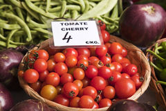 Tomates cherry Royalty Free Stock Photography