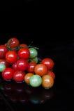 Tomates coloridos Imágenes de archivo libres de regalías