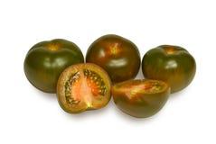 Tomates de Brown Imagens de Stock Royalty Free