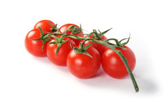 Tomates de Chery Fotografia de Stock