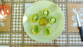 Tomates de Gren Fotos de Stock