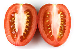 Tomates de Roma Images libres de droits