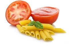 Tomates de Souce Photo libre de droits