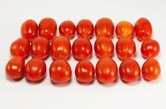 Tomates en gros plan Photos stock