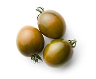 Tomates escuros Fotografia de Stock Royalty Free