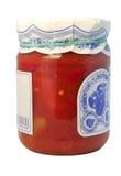 Tomates estanhados imagem de stock