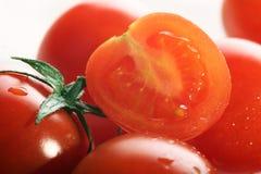 Tomates frescos Imagenes de archivo